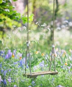 garden swing ideas 26