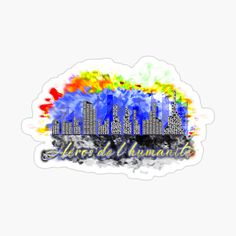 'Humanity's Heroes' Sticker by JSGinfograph Sticker Design, My Arts, It Is Finished, Stickers, Art Prints, Printed, Awesome, Products, Art Impressions