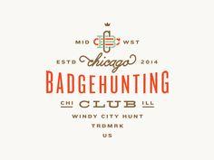 #badgehunting