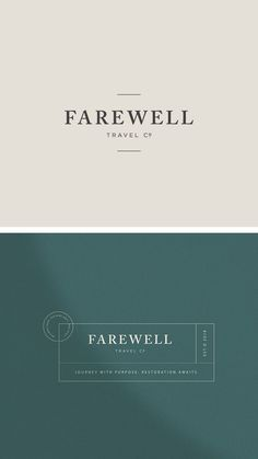 Travel and Wellness Brand Design // Sarah Ann Design. Wanderlust vibes meet clean and classic typography… with thoughtful details that will inspire you to pack your bags and grab your passport. Design Typography, Design Logo, Brand Identity Design, Typography Logo, Logo Branding, Web Design, Brand Design, Classic Branding, Logo Inspiration