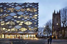 Инженерный факультет университета Шеффилда, Великобритания/Twelve Architects, 2015