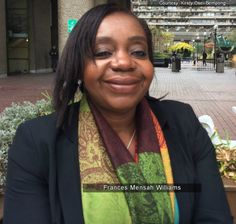 An Interview With Ghanaian Author Frances Mensah Williams - Globe Entertainment