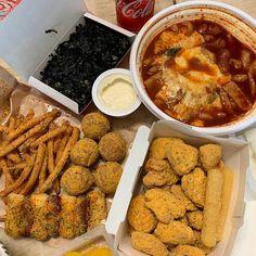 Cute Food, I Love Food, Good Food, Yummy Food, Korean Street Food, Korean Food, K Food, Aesthetic Food, Food Cravings