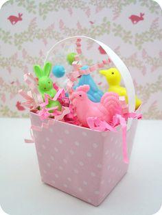 Easter Cupcake Picks