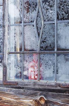 Winter time #winter #snow #window