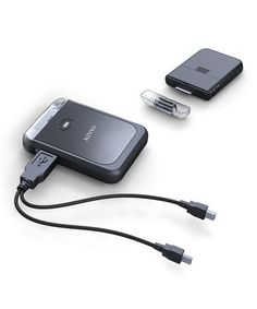 Brilliant! Cellphone Battery Back-Up Charger $12 on #zulily today! Great stocking stuffer.