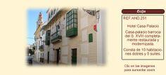 AND251 Ecija   Hotel Casa Palacio en Venta http://www.lancoisdoval.es/empresas-en-venta.html