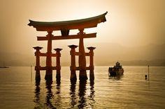 厳島神社 in Hiroshima