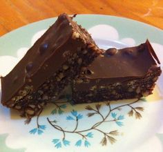 Healthy Hedgehog Slice Is The WINNER Of Our Healthy Baking Competition
