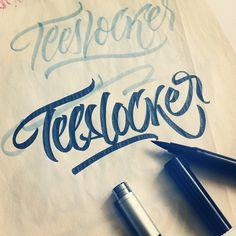#Lettering #Handwritten #Typography