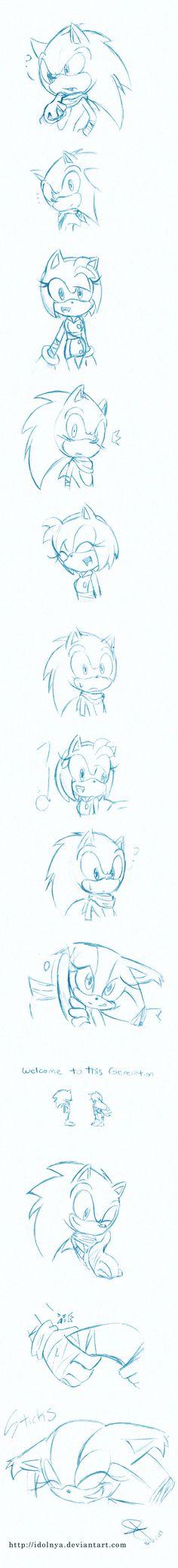 Welcome To Sonic Boom by idolnya.deviantart.com on @DeviantArt