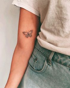 wonderful butterfly tattoo ideas for pretty tattoo lovers 12 ~ my.easy-cook… wonderful butterfly tattoo ideas for pretty tattoo lovers 12 ~ my.easy-cook…,ink wonderful butterfly tattoo ideas for pretty tattoo lovers Dainty Tattoos, Pretty Tattoos, Small Tattoos, Beautiful Tattoos, Inner Elbow Tattoos, Simple Girl Tattoos, Easy Tattoos, Random Tattoos, Cute Tiny Tattoos