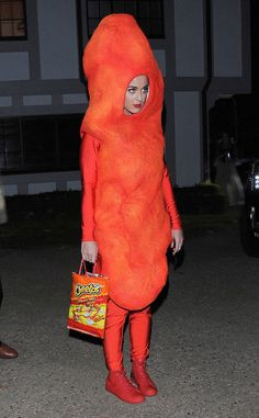 Katy Perry's Halloween costume > your Halloween costume.