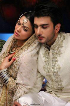 Imran Abbas Naqvi Photoshoot With Mona Liza Wedding Shoot Desi Stani Actress