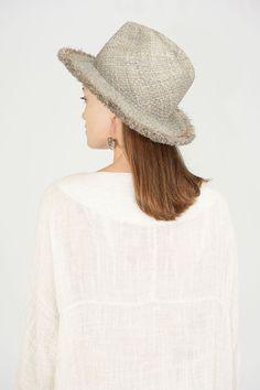 a981ea6faf9 Lola Ehrilich Hats Dad s Hat in Sage