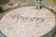 Rustic Chic Wedding brilliant ideas , Elegant and unique help to make a mind blowing beautiful rustic wedding wine barrels. Pretty examples posted on this memorable moment 20190528 , located under ref 5876185279 Wedding Pins, Our Wedding, Wedding Stuff, Wedding Favors, 50th Wedding Anniversary Decorations, Wine Barrel Wedding, Rustic Wedding, Chic Wedding, Wedding Unique