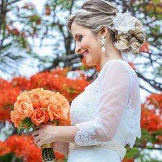 Produções exclusivas GLOSS Noiva Andressa de França