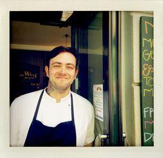 Our vegan chef: Patrick Janoud!