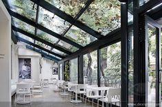 Peggy Guggenheim Cafe 03