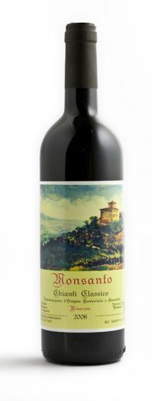 10 Italian Wines That Offer a True Taste of Italy: Castello di Monsanto Chianti Classico Riserva 2010 (Chianti) $20