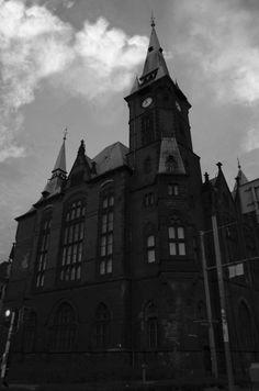 University libary Wrocław 28.08.2013