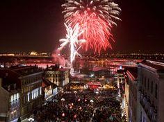 Party du Jour de l'An 2014 Montréal – événements spéciaux