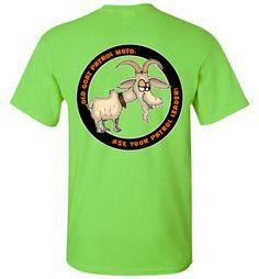 Old Goat Patrol Moto T-shirt