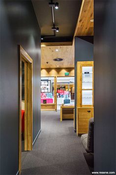 Winner of the Resene Total Colour Commercial Interior Retail + Public Colour Maestro Award 2015 Award Winner, Commercial Interiors, Awards, Public, Retail, Colour, Color, Sleeve, Colors