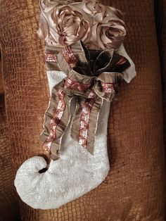 Awesome 1000 Images About Sleigh House Originals Christmas Stockings On Easy Diy Christmas Decorations Tissureus