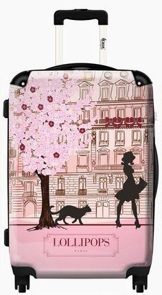 Lollipops Paris pink