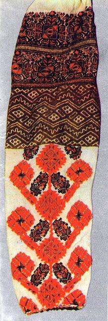 FolkCostume & Вышивка: Костюм и вышивки Буковины, Украины, часть 1 morshchanka