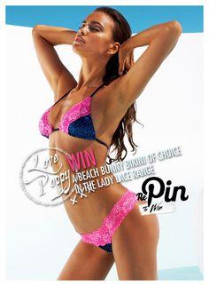 ***FLASH COMPETITION***  Win a beach bunny bikini of choice.  Re-pin to win