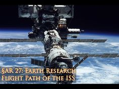 Flight Path of the ISS - Flat Earth - YouTube