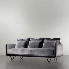 Papillon sofa - Promemoria