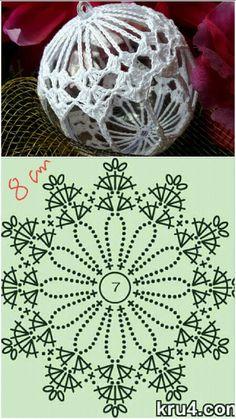 Witam:) To co wczoraj zobaczyłam na swojej tablicy na FB S - SalvabraniCrochet Patterns Christmas Photo only. No pattern - Salvabrani - SalvabraniAnges au crochet Plus - SalvabraniCrochet Bell About tall with threadLearning to knit crochet bells on Christmas Tree Hooks, Christmas Crochet Patterns, Crochet Ornaments, Crochet Christmas Ornaments, Crochet Snowflakes, Holiday Crochet, Christmas Baubles, Christmas Crafts, Christmas Decorations