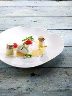 "Kabeljauw ""méridionale"" - Culinaire Ambiance - Wout Bru !"