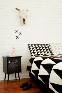 Design Mate - Triangles Bedding