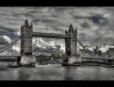The Tower Bridge. London. UK.