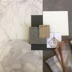 Luxury Living || Grey & Pastels