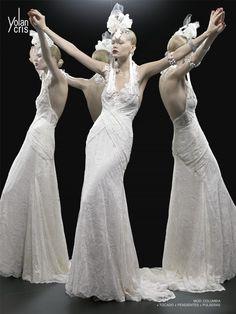 """YolanCris 2012. Collection """"Le Tre Grazie"""""""