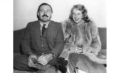 Ernst Hemingway e Martha Gellhorn