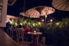Bali Indonesia: Gypsy On Top Of All Canggu Restaurants
