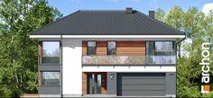 Projekt domu Willa Miranda 4 (G2) - ARCHON+ Outdoor Structures, Outdoor Decor, Home Decor, Homemade Home Decor, Decoration Home, Interior Decorating