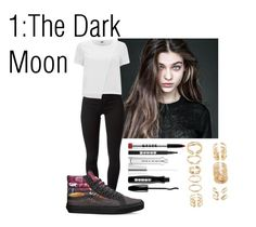 """Teen wolf"" by teddy-bear-princess on Polyvore featuring Mode, J Brand, Vero Moda, Vans, Buxom und Forever 21"