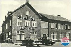 Grensovergang Maalbroek Roermond (jaartal: 1950 tot 1960) - Foto's SERC