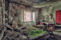 Abandoned Buildings: Photographer shows us a glimpse of the end of the world   Creative Boom