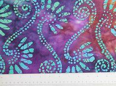 06826 Malone Textiles  Quilting Batik petals  by Studio25Fabrics, $5.95