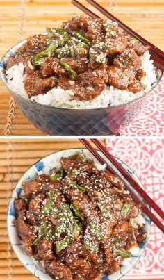 Mongolian Beef | Healthy Stir Fry Recipes | Quick and Easy Dinner Recipes for Family | Click for Recipes
