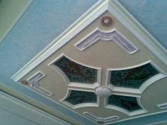 Plaster Ceiling Design, Pop Ceiling Design, Dining Room Furniture Design, House Fence Design, Plafond Design, Plasterboard, Natural Swimming Pools, Decoration, Projects To Try