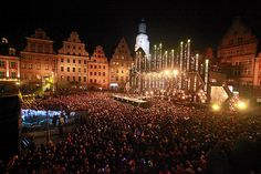 New Year's Eve in Wrocław (2013/14)